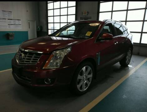 2013 Cadillac SRX for sale at Western Star Auto Sales in Chicago IL