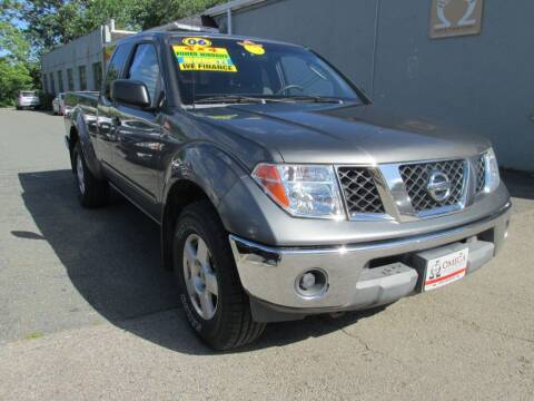 2006 Nissan Frontier for sale at Omega Auto & Truck Center, Inc. in Salem MA