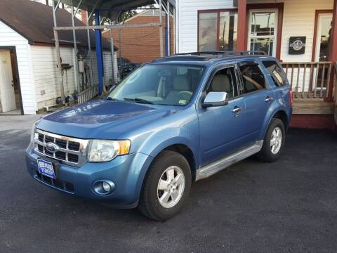 2009 Ford Escape for sale at Premier Auto Sales Inc. in Newport News VA