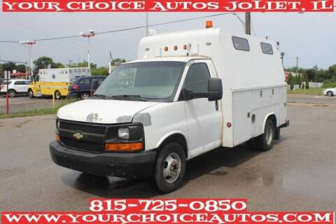 2011 Chevrolet Express Cutaway for sale at Your Choice Autos - Joliet in Joliet IL