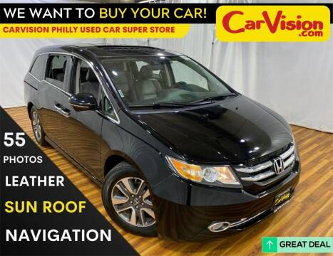 2017 Honda Odyssey for sale at Car Vision Mitsubishi Norristown - Car Vision Philly Used Car SuperStore in Philadelphia PA