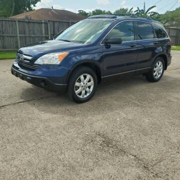 2007 Honda CR-V for sale at MOTORSPORTS IMPORTS in Houston TX