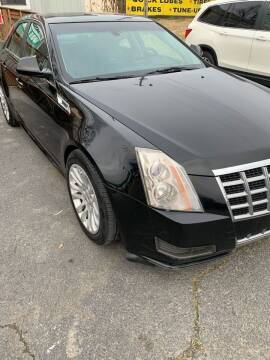 2013 Cadillac CTS for sale at BRYANT AUTO SALES in Bryant AR