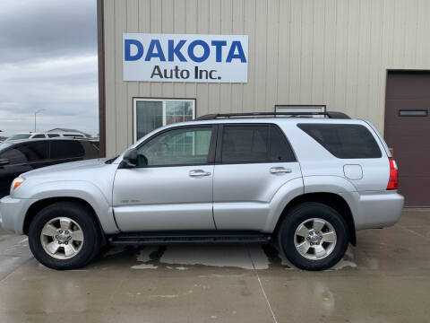 2008 Toyota 4Runner for sale at Dakota Auto Inc. in Dakota City NE