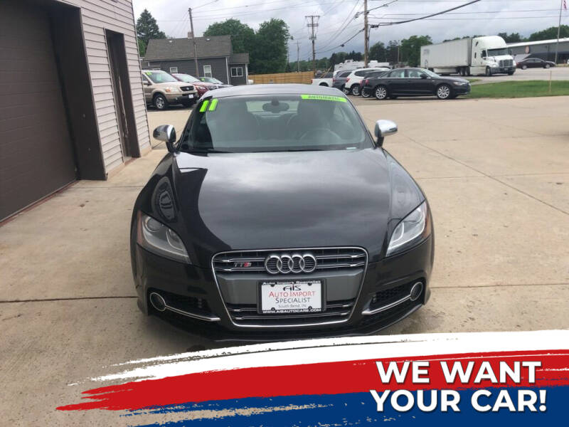2011 Audi TTS for sale in South Bend, IN