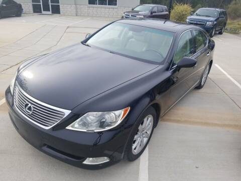 2007 Lexus LS 460 for sale at Cross Motor Group in Rock Hill SC