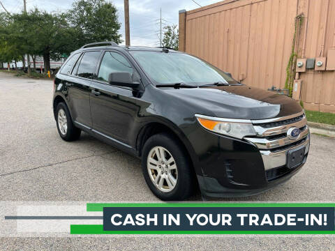 2011 Ford Edge for sale at Horizon Auto Sales in Raleigh NC