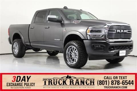 2021 RAM Ram Pickup 2500 for sale at Truck Ranch in American Fork UT
