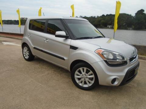 2012 Kia Soul for sale at Lake Carroll Auto Sales in Carrollton GA