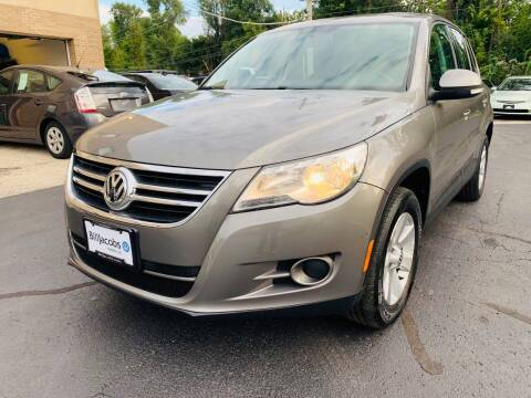 2010 Volkswagen Tiguan for sale at Quality Auto Sales And Service Inc in Westchester IL
