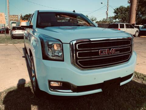 2015 GMC Yukon XL for sale at 3 Brothers Auto Sales Inc in Detroit MI