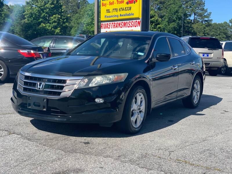 2011 Honda Accord Crosstour for sale at Luxury Cars of Atlanta in Snellville GA