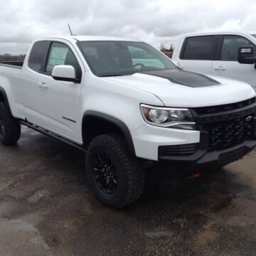 2021 Chevrolet Colorado for sale at Melton Chevrolet in Belleville KS