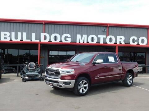 2019 RAM Ram Pickup 1500 for sale at Bulldog Motor Company in Borger TX