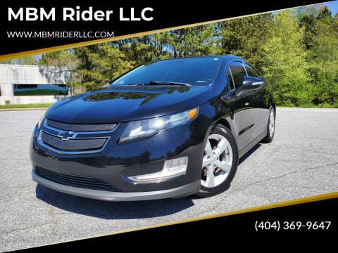 2014 Chevrolet Volt for sale at MBM Rider LLC in Alpharetta GA