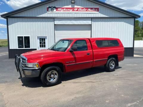 2000 Dodge Ram Pickup 1500 for sale at Highway 9 Auto Sales - Visit us at usnine.com in Ponca NE