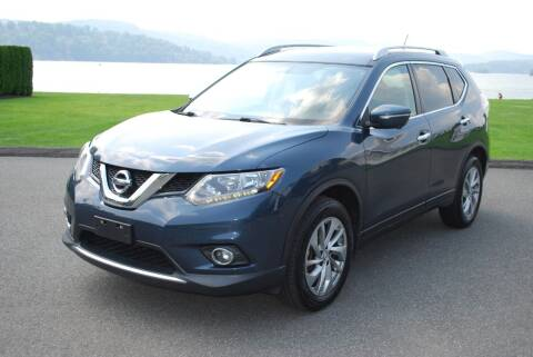 2015 Nissan Rogue for sale at New Milford Motors in New Milford CT