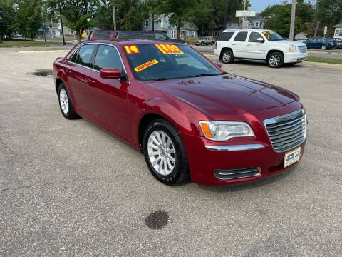 2014 Chrysler 300 for sale at RPM Motor Company in Waterloo IA