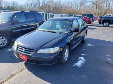 2002 Honda Accord for sale at Righteous Autos in Racine WI