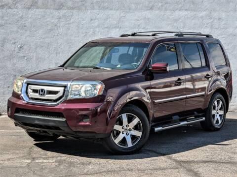 2011 Honda Pilot for sale at Divine Motors in Las Vegas NV