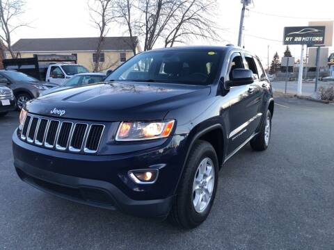 2014 Jeep Grand Cherokee for sale at RT28 Motors in North Reading MA