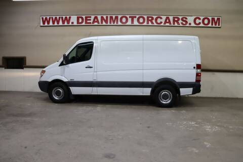 2010 Mercedes-Benz Sprinter Cargo for sale at Dean Motor Cars Inc in Houston TX