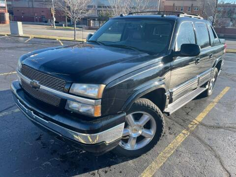 2005 Chevrolet Avalanche for sale at Your Car Source in Kenosha WI