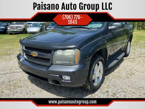 2007 Chevrolet TrailBlazer for sale at Paisano Auto Group LLC in Cornelia GA