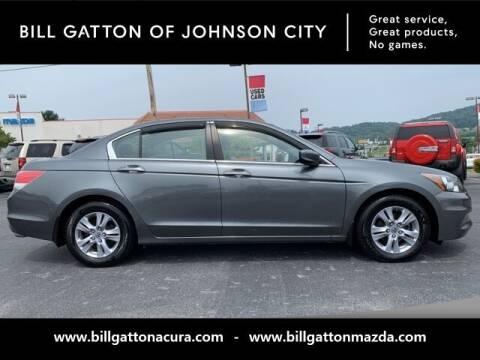 2012 Honda Accord for sale at Bill Gatton Used Cars - BILL GATTON ACURA MAZDA in Johnson City TN
