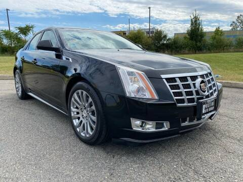 2013 Cadillac CTS for sale at Pristine Auto Group in Bloomfield NJ