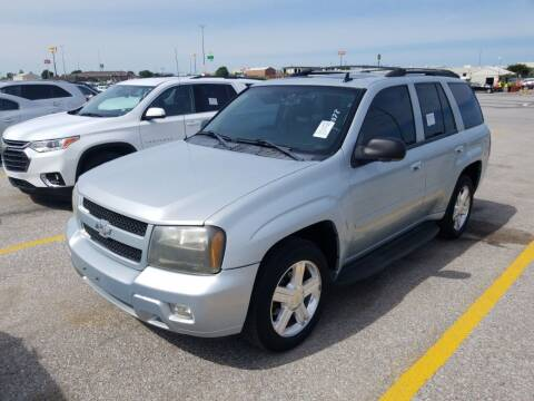 2008 Chevrolet TrailBlazer for sale at More 4 Less Auto in Sioux Falls SD