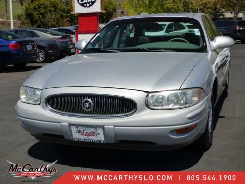 2002 Buick LeSabre for sale at McCarthy Wholesale in San Luis Obispo CA