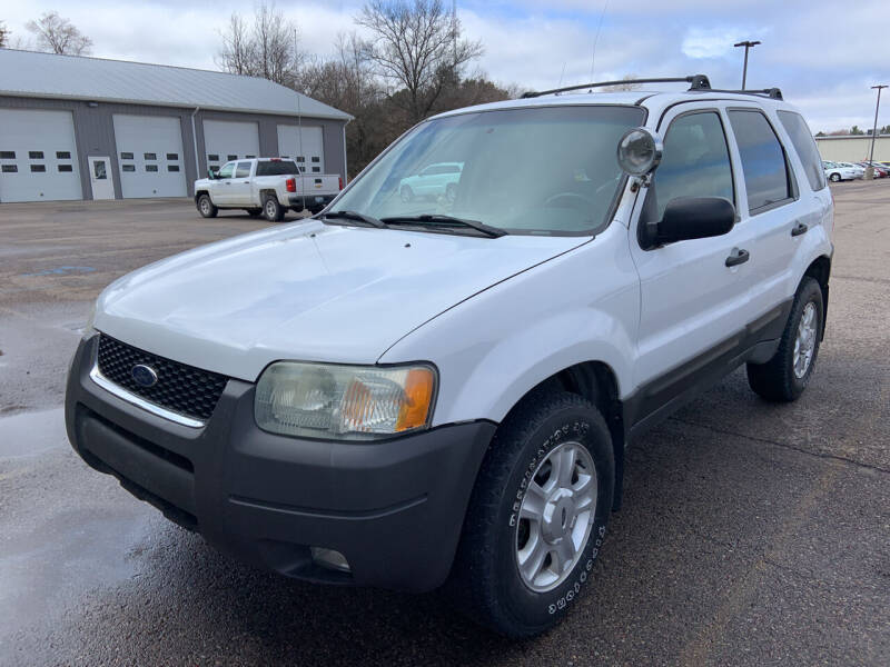 2004 Ford Escape for sale at Blake Hollenbeck Auto Sales in Greenville MI