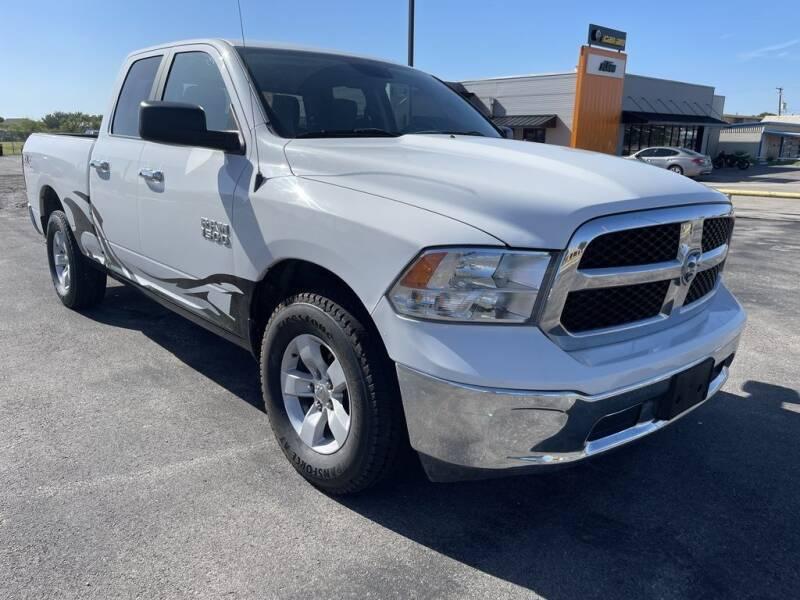 2017 RAM Ram Pickup 1500 for sale at Lipscomb Powersports in Wichita Falls TX