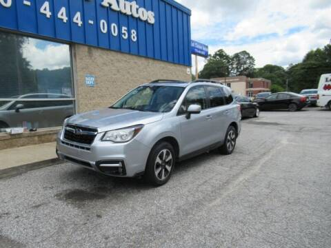 2017 Subaru Forester for sale at Southern Auto Solutions - 1st Choice Autos in Marietta GA