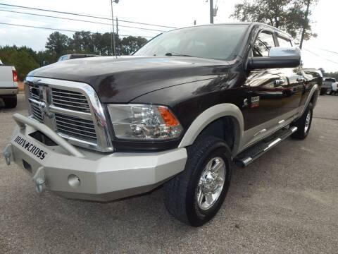2010 Dodge Ram Pickup 2500 for sale at Medford Motors Inc. in Magnolia TX