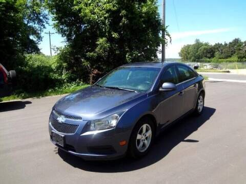 2014 Chevrolet Cruze for sale at Garza Motors in Shakopee MN