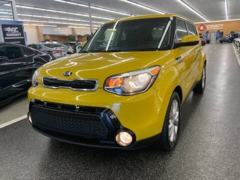 2016 Kia Soul for sale at Dixie Imports in Fairfield OH