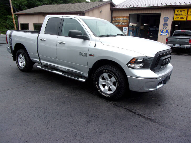 2014 RAM Ram Pickup 1500 for sale at Dave Thornton North East Motors in North East PA