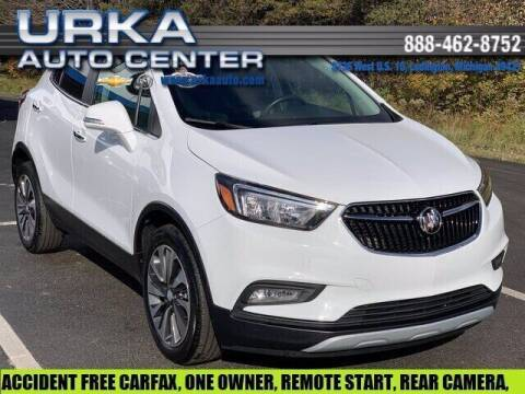2017 Buick Encore for sale at Urka Auto Center in Ludington MI
