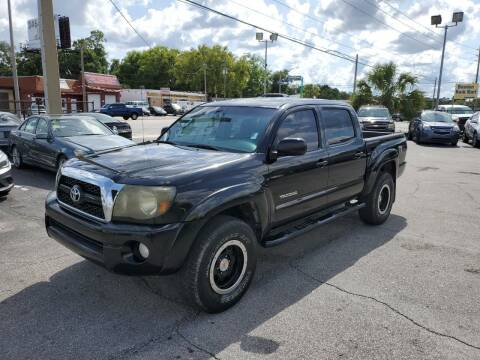 2011 Toyota Tacoma for sale at Castle Used Cars in Jacksonville FL