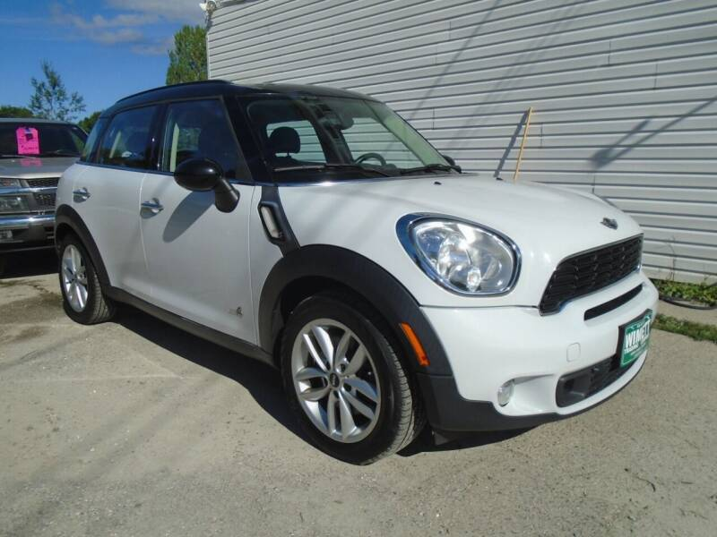 2014 MINI Countryman for sale at Wimett Trading Company in Leicester VT