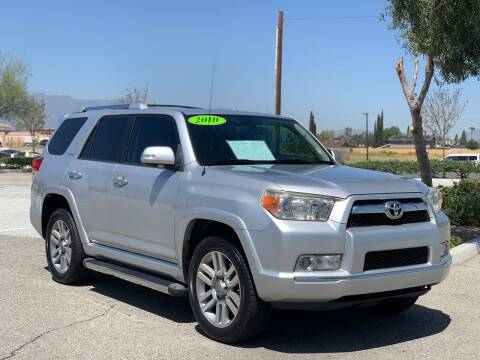 2010 Toyota 4Runner for sale at Esquivel Auto Depot in Rialto CA