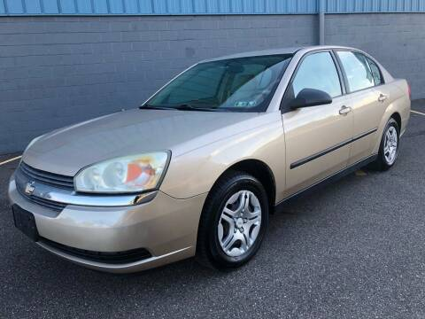 2005 Chevrolet Malibu for sale at Prime Auto Sales in Uniontown OH