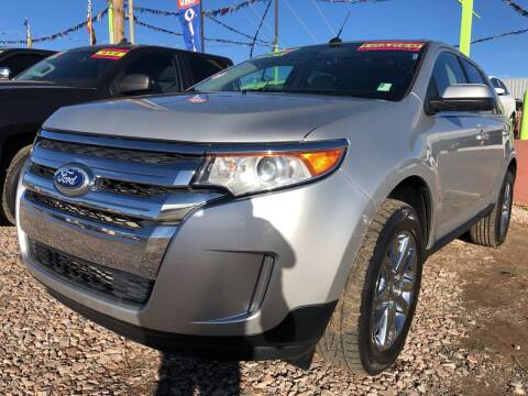 2014 Ford Edge for sale at 1st Quality Motors LLC in Gallup NM