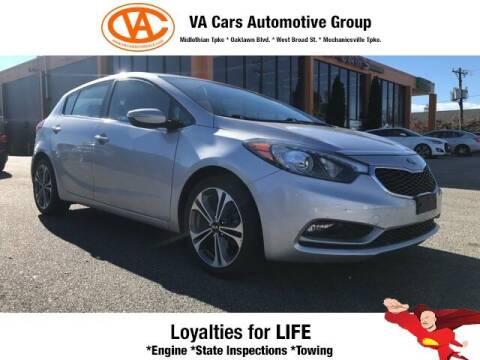 2016 Kia Forte5 for sale at VA Cars Inc in Richmond VA