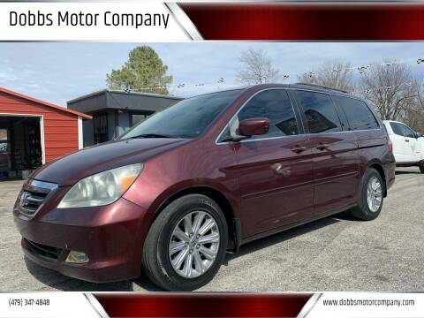 2007 Honda Odyssey for sale at Dobbs Motor Company in Springdale AR