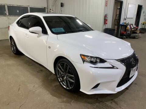 2014 Lexus IS 350 for sale at Premier Auto in Sioux Falls SD