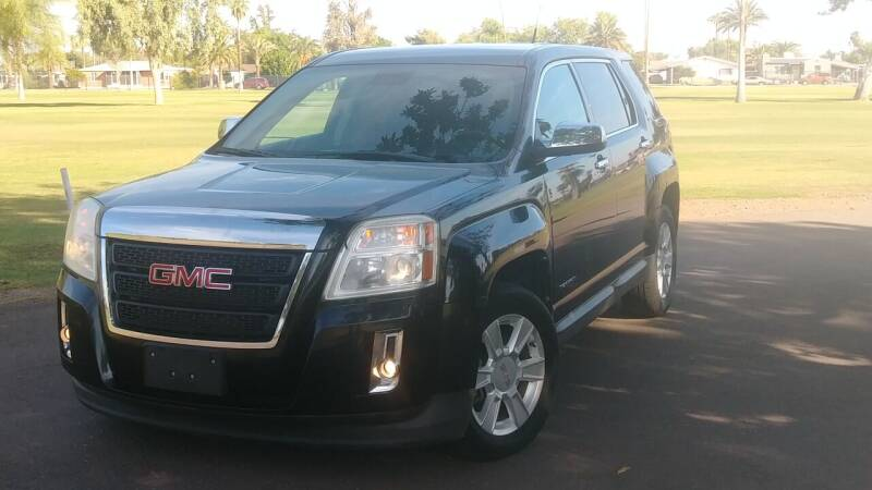2012 GMC Terrain for sale at CAR MIX MOTOR CO. in Phoenix AZ