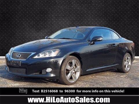 2011 Lexus IS 250C for sale at BuyFromAndy.com at Hi Lo Auto Sales in Frederick MD
